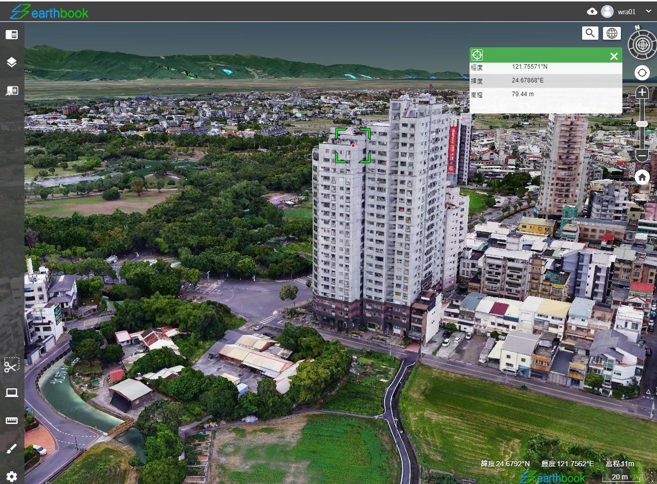 360度環景空拍加速都市計畫環境評估,讓城市治理立體化