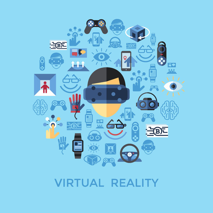 VR360直播服務(2個機位影音直播服務,於YouTube收看)logo圖
