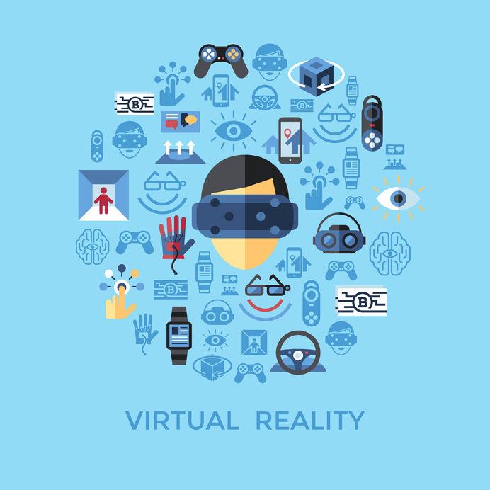 VR360直播服務(3個機位影音直播服務,於YouTube收看)logo圖