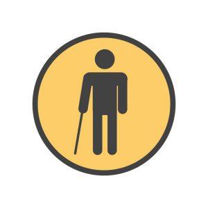 友善交通-智慧有聲號誌logo圖