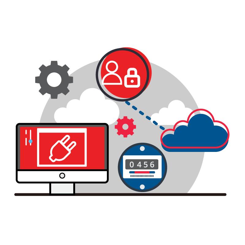 一般規格: 智慧開關系統-組合包(基礎私有雲版)logo圖