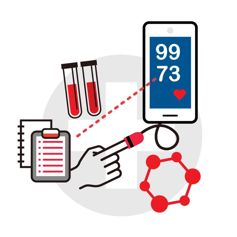 一般規格: 健康管理系統-傳輸型血氧機logo圖