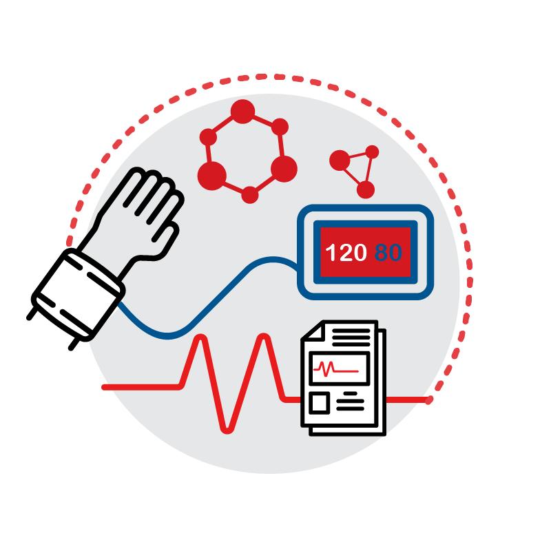 一般規格: 健康管理系統-綁臂式血壓機logo圖