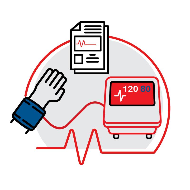 一般規格:健康管理系統-血壓量測推車logo圖