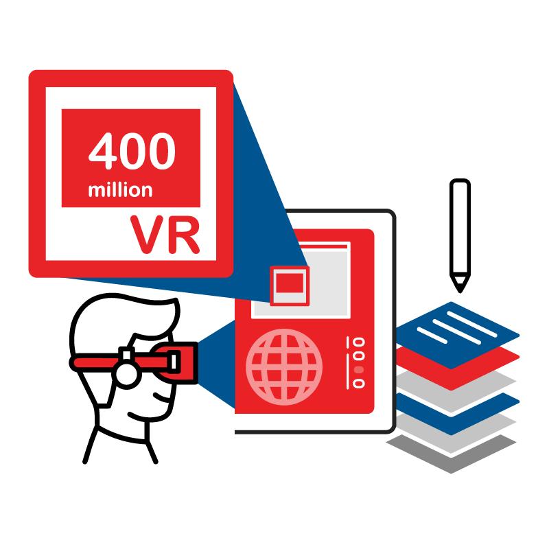 一般規格: VR實景體驗網站建置服務-超高解析度(4億像素)logo圖