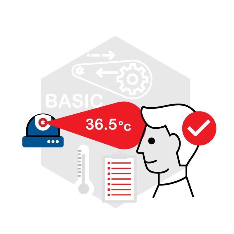 一般規格: 智慧體溫管理服務-自動體溫量測(基礎版)logo圖
