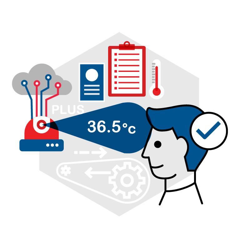 一般規格: 智慧體溫管理服務-自動體溫量測(進階版)logo圖