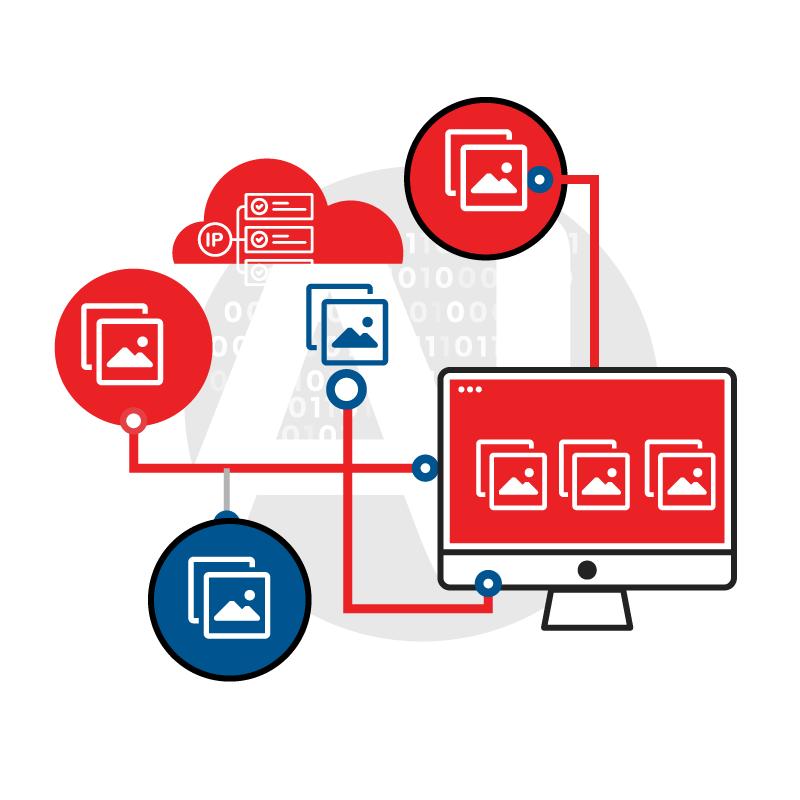 一般規格:AI影像分析服務(雲端版)logo圖