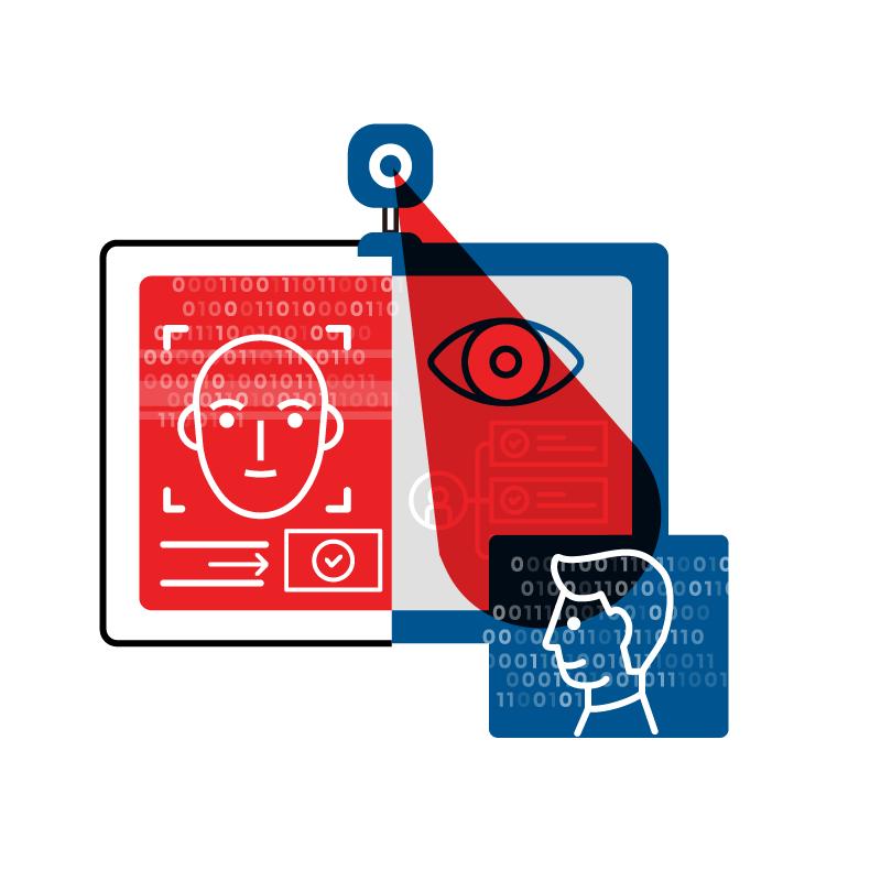 一般規格: 前端攝影機人臉影像分析服務logo圖