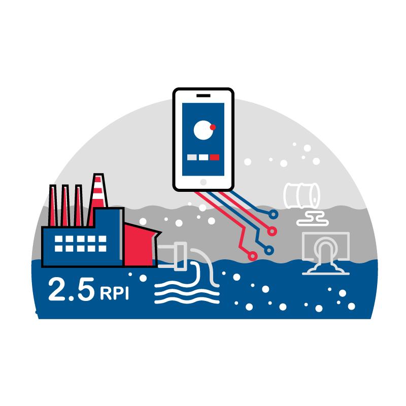 一般規格: 連續排放廢水監測服務logo圖