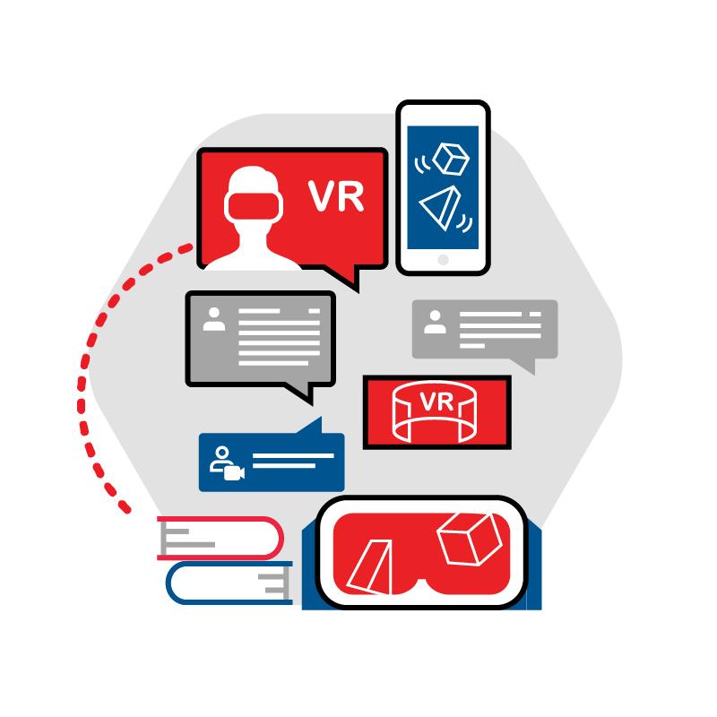 一般規格:AR/VR教學課程-AR/VR體驗課程(初學方案)logo圖